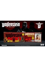 Doctor Collector WOLFENSTEIN Metal Sign - The New Colossus