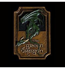 Weta LORD OF THE RINGS Fridge Magnet - Green Dragon