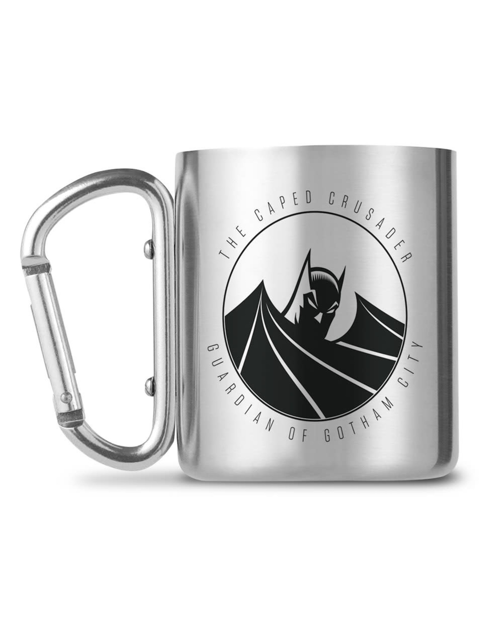 GBEye BATMAN Carabiner Mug 240ml - Caped Crusader