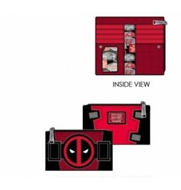 Loungefly DEADPOOL Wallet - Merc With A Mouth