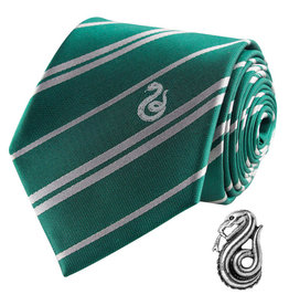 Cinereplicas HARRY POTTER Deluxe Tie  - Slytherin