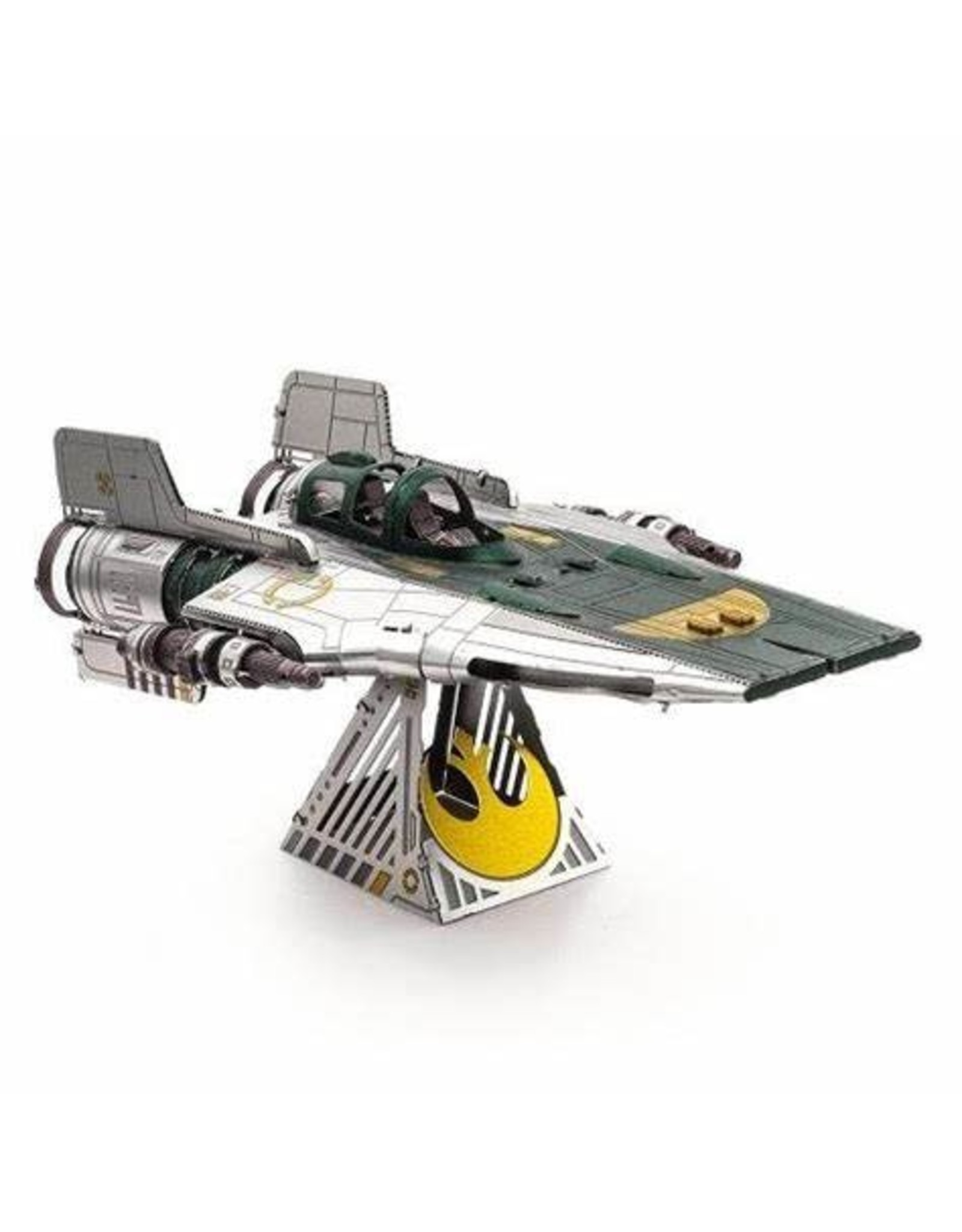 Metal Earth STAR WARS Metal Earth - Resistance A-Wing Fighter