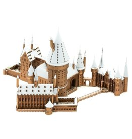 Metal Earth HARRY POTTER Metal Earth ICONX -  Hogwarts In Snow
