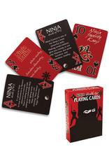Mantis Design NINJA Playing Cards - Health Tips