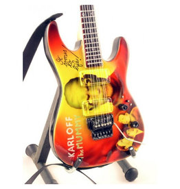 Music Legends METALLICA Mini Guitar - Hammett Mummy