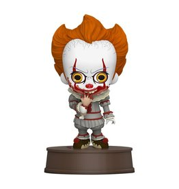 Hot Toys IT CHAPTER TWO Cosbaby Figure 11cm - Pennywise with Broken Arm