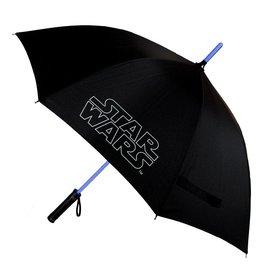 STAR WARS Light Up Function Umbrella - Lightsaber
