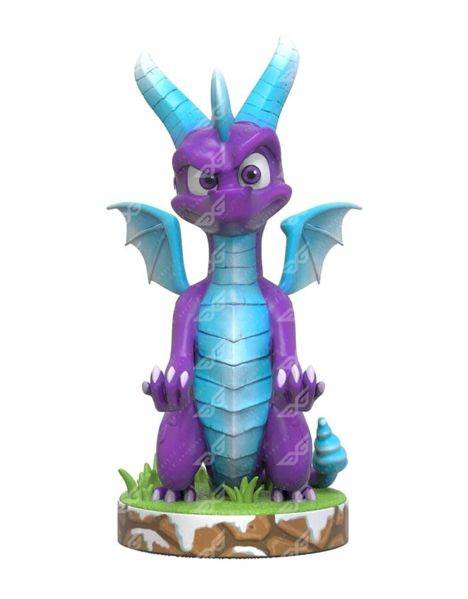 Exquisite Gaming SPYRO Cable Guys Charging Holder 20cm - Ice Spyro