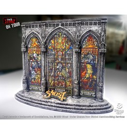 Knucklebonz GHOST Rock Iconz On Tour Series Statue / Diorama Stage 29cm x 35cm Limited Edition