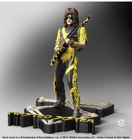 Knucklebonz TWISTED SISTER Rock Iconz Statue - Jay Jay French