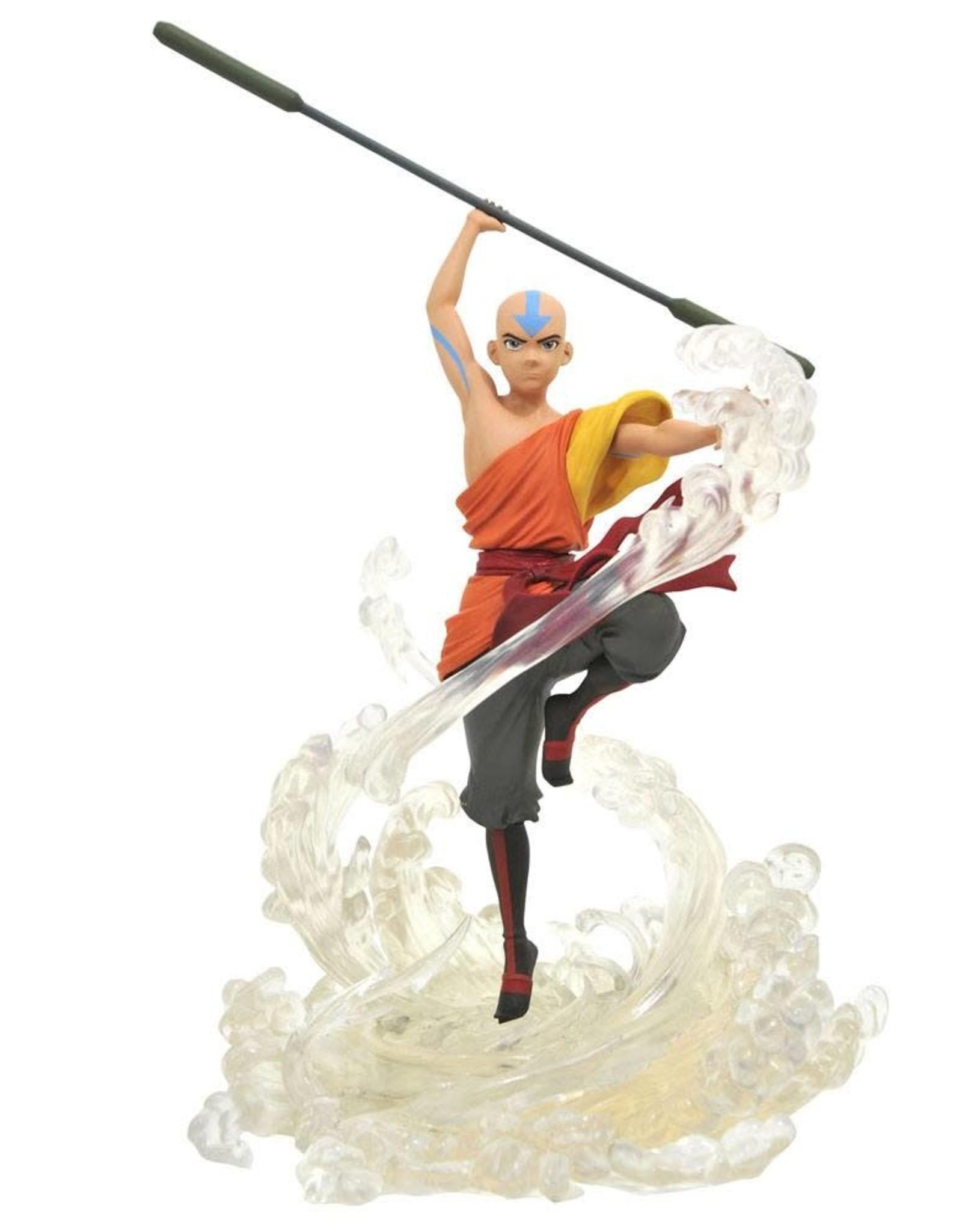 Diamond Select AVATAR AIRBENDER Gallery Statue 28cm - Aang
