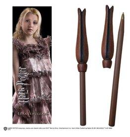 Noble Collection HARRY POTTER Pen + Bookmark - Luna Lovegood