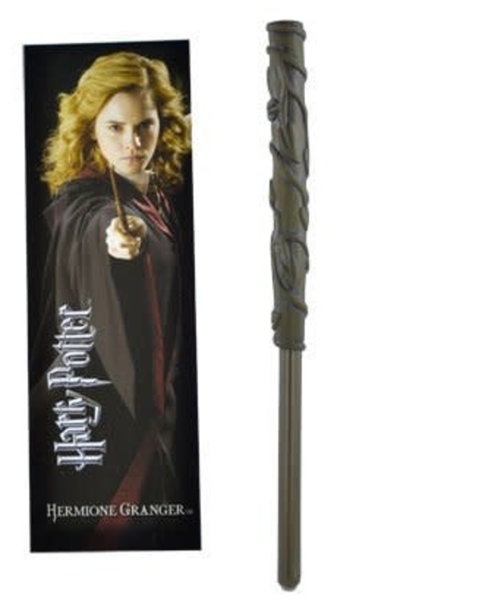 Noble Collection HARRY POTTER Pen + Bookmark - Hermione