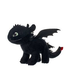 Joy Toy HOW TO TRAIN YOUR DRAGON 3 Plush Glow In The Dark 32 cm- Toothless