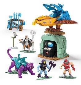 Mattel MASTERS OF THE UNIVERSE Mega Construx Probuilders Construction Set - Panthor at Point Dread