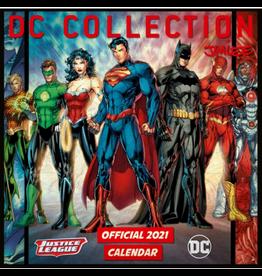 Danilo DC COMICS Calendar 2021 (UK)