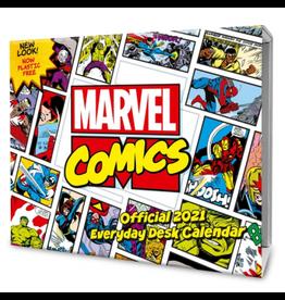 Danilo MARVEL COMICS Desk Block Calendar 2021 (UK)