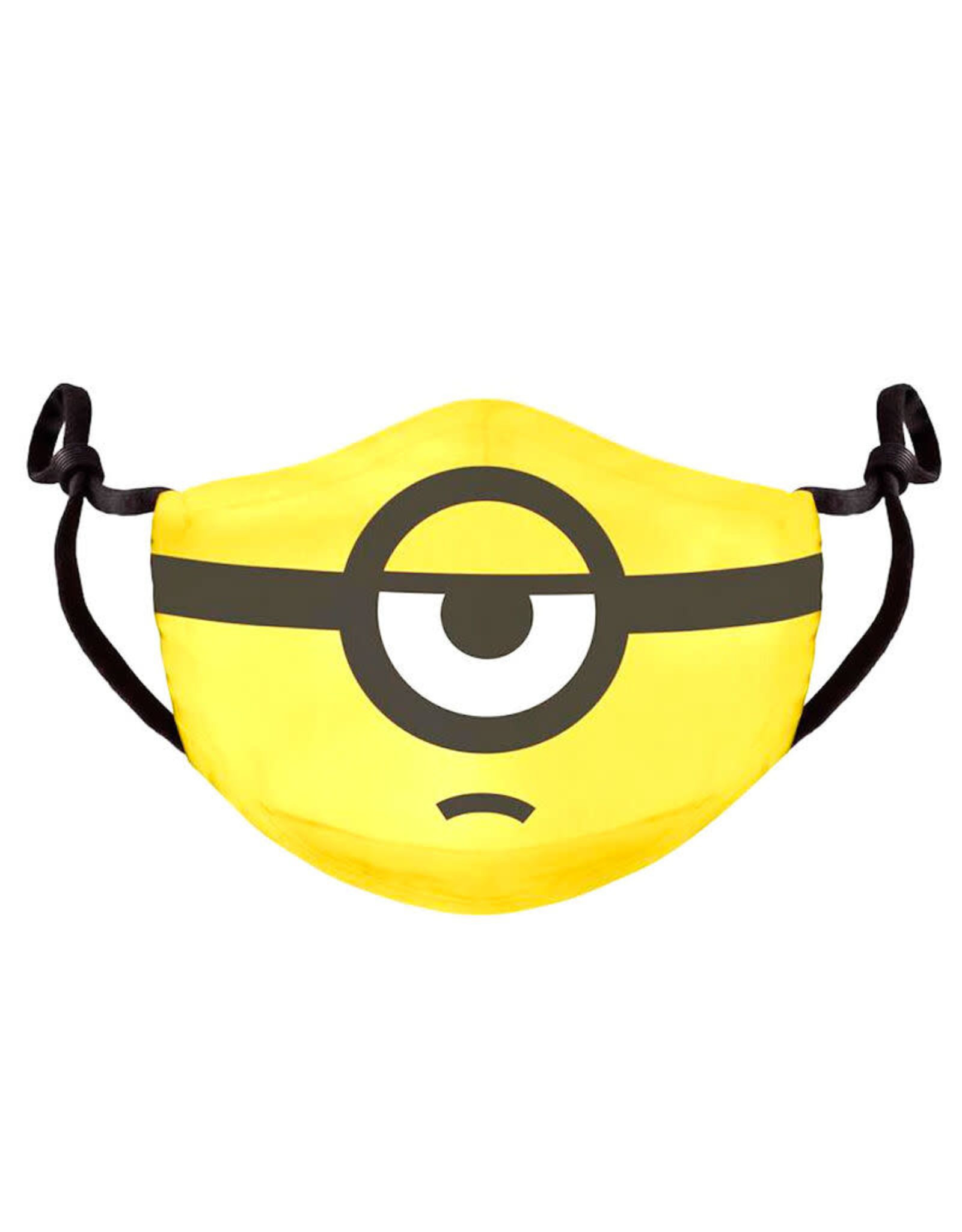 Difuzed MINIONS Adult Face Mask