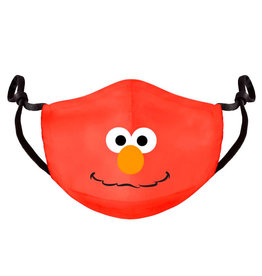 Difuzed SESAME STREET Adult Face Mask - Elmo