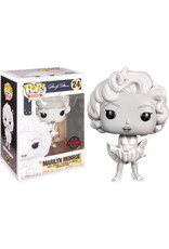 Funko ICONS POP! N° 24 - Marilyn Monroe Black and White Exclusive