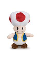SUPER MARIO Plush 30cm - Toad
