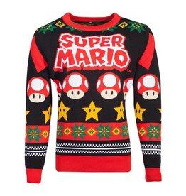 Difuzed SUPER MARIO Christmas Sweater
