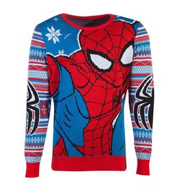 Difuzed SPIDER-MAN Christmas Sweater