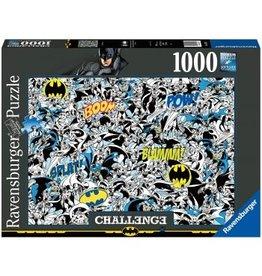 Ravensburger BATMAN Challenge Puzzle 1000P