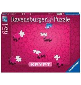 Ravensburger KRYPT Puzzle 654P - Pink