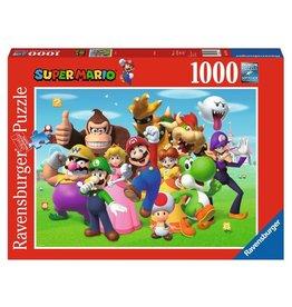 Ravensburger SUPER MARIO Puzzle 1000P