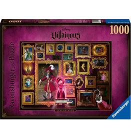 Ravensburger VILLAINOUS Puzzle 1000P - Captain Hook