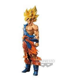 Banpresto DRAGON BALL Grandista Manga Dimensions figure 28cm - Goku