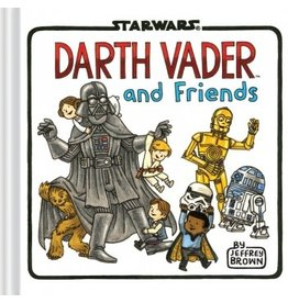 Abrams & Chronicle STAR WARS - Darth Vader and Friends (UK)
