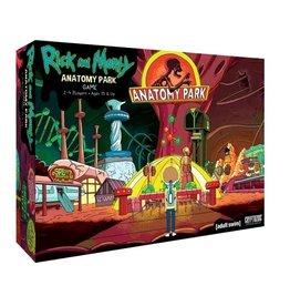 Cryptozoic Entertainment RICK AND MORTY Anatomy Park Game (UK)