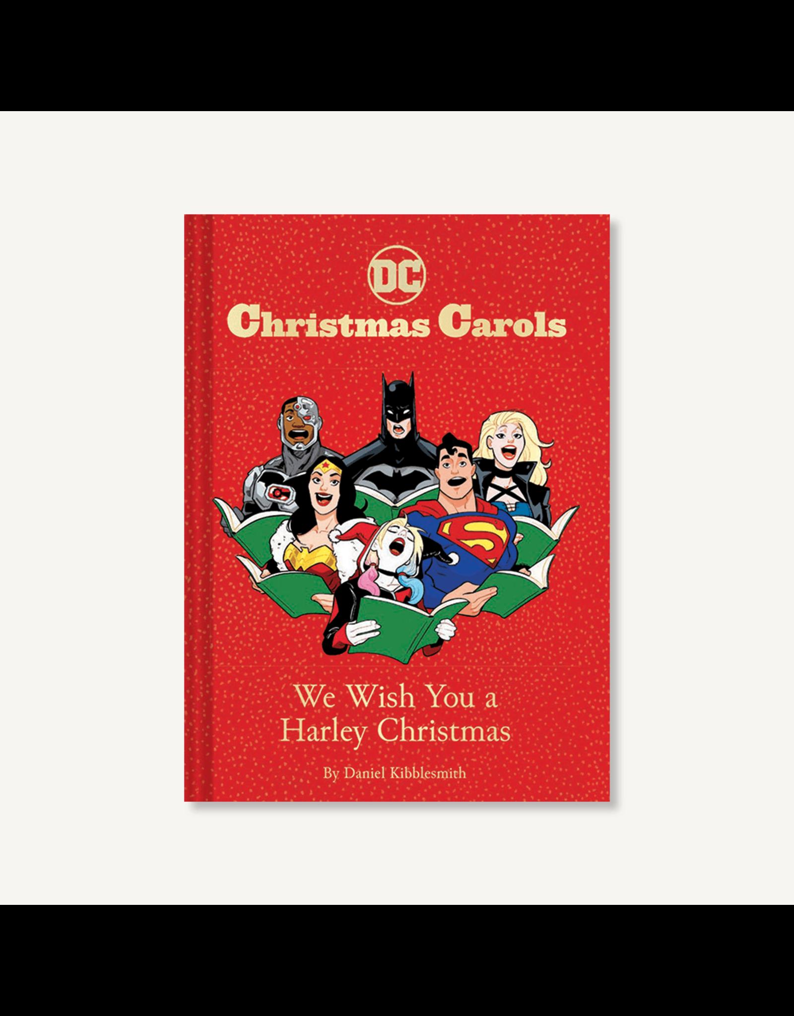 Abrams & Chronicle DC Christmas Carols - We Wish You a Harley Christmas (UK)