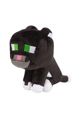 Jinx MINECRAFT Plush 20cm - Tuxedo Cat