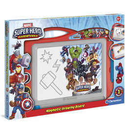Clementoni MARVEL Magnetic Drawing Board