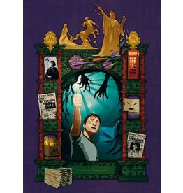 Ravensburger HARRY POTTER Puzzle 1000P - Harry Potter and the Order of the Phoenix