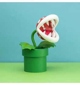 SUPER MARIO Posable Light - Piranha Plant