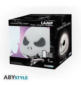 ABYstyle THE NIGHTMARE BEFORE CHRISTMAS 3D Light - Jack Skellington