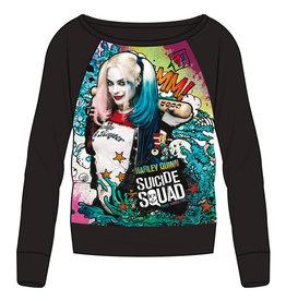 DC HARLEY QUINN Women's Sweatshirt (L)