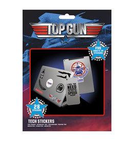 TOP GUN Tech Stickers Pack - Wingman