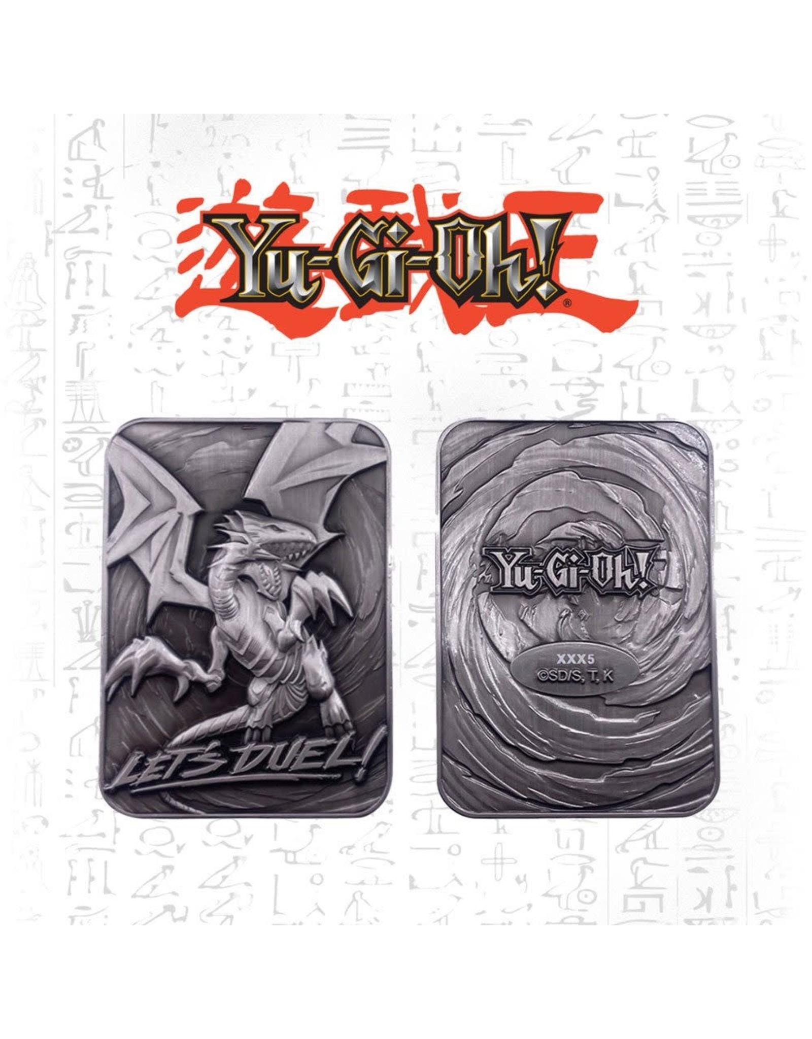 FaNaTtik YU-GI-OH! Replica God Card - Blue Eyes White Dragon Limited Edition