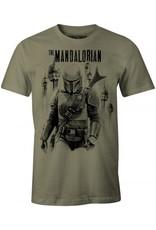 MANDALORIAN  T-Shirt (L) - The Mandalorian