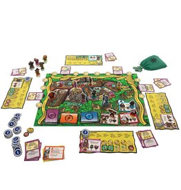 Weta THE HOBBIT An Unexpected Party Board Game (UK)