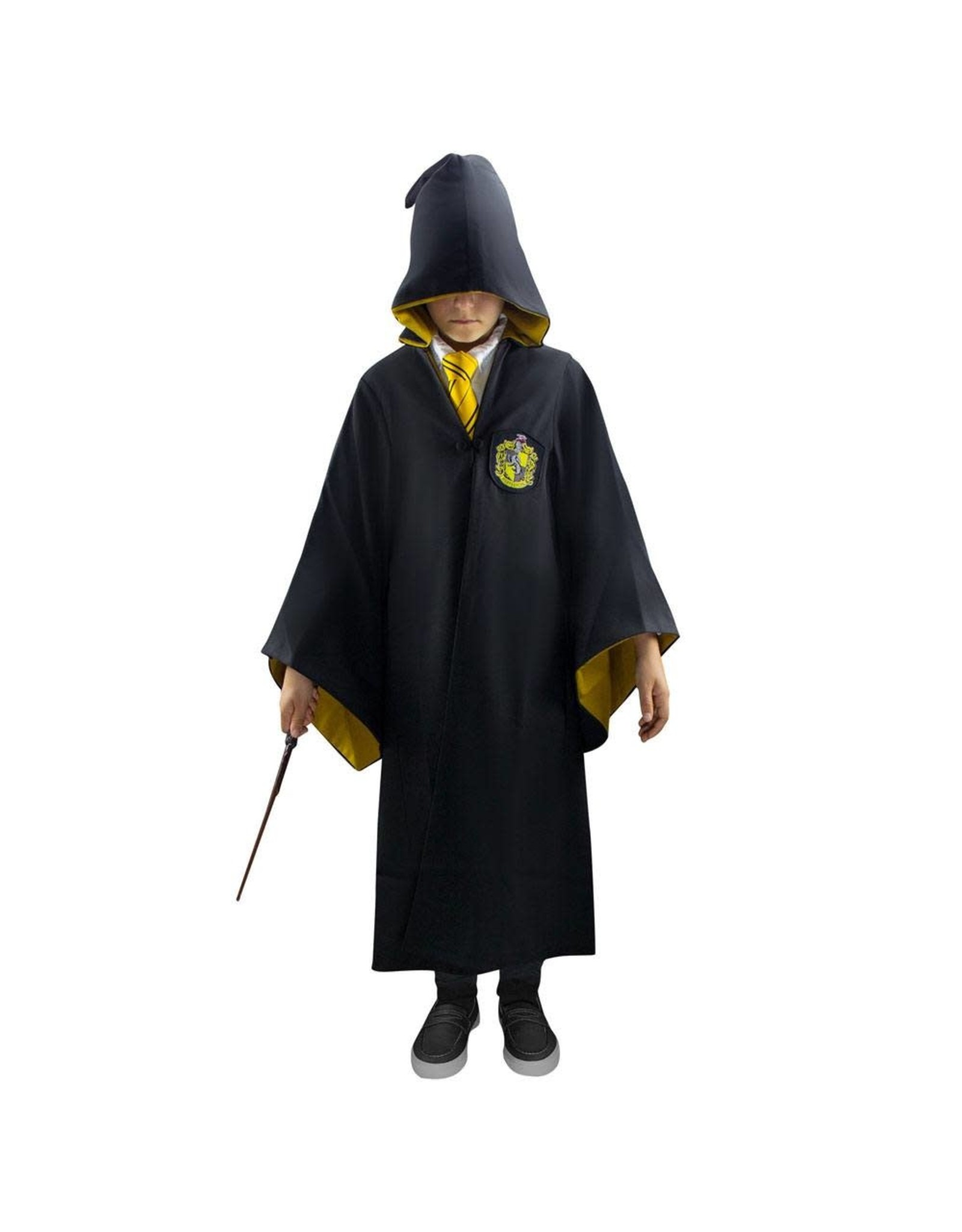 Cinereplicas HARRY POTTER Kids Wizard Robe Cloak - Hufflepuff