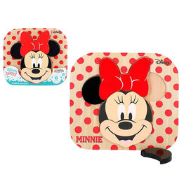 Woomax MINNIE MOUSE Puzzle 6p
