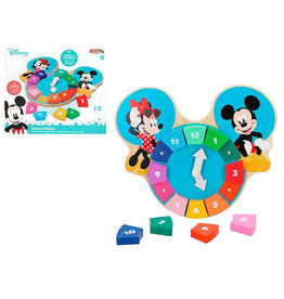 Woomax MICKEY MOUSE Clock Puzzle