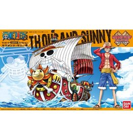 Bandai ONE PIECE Model Kit 15cm - Thousand Sunny