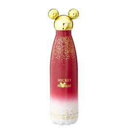 Funko MICKEY MOUSE Water Bottle - Berry Glitter